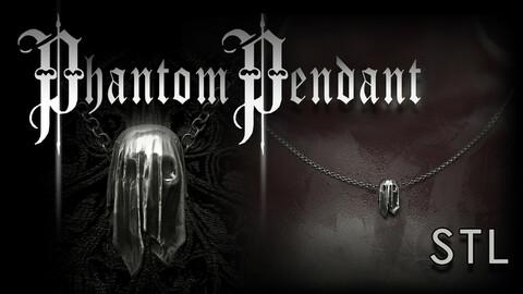 Phantom Pendant STL