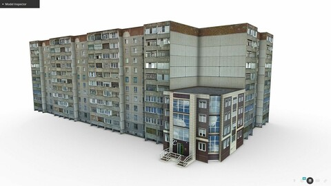 10 Storey Residential Building