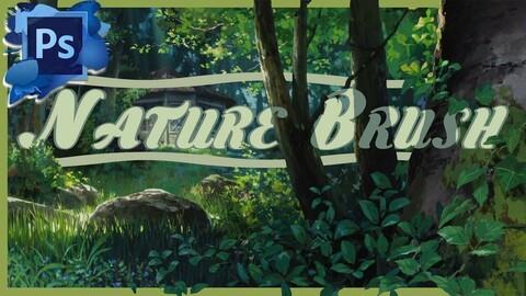 Nature Brushes (Ivy)