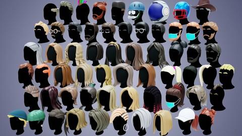 70 Base Stylized Haircuts