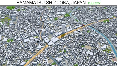 Hamamatsu Shizuoka city Japan 3s model 90km