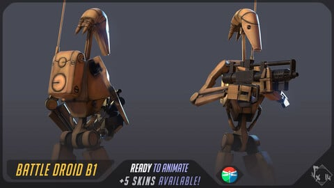 Battle Droid B1