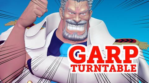 Garp One Piece 3D Print