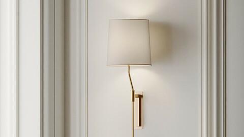 Palo Wall Lamp By Robert Sonneman