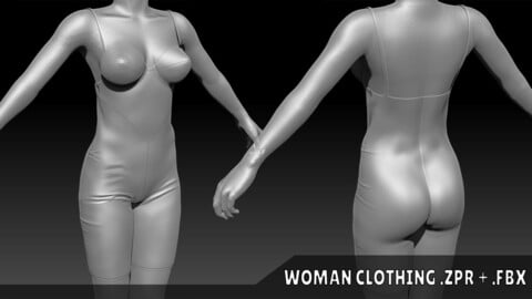 Woman romper