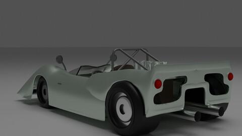 Elfin 400 Cobra 1966