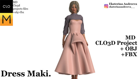 Dress Maki