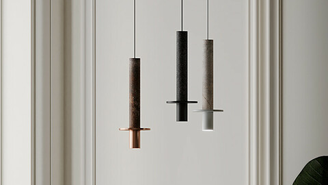 Meta Pendant by David Pompa