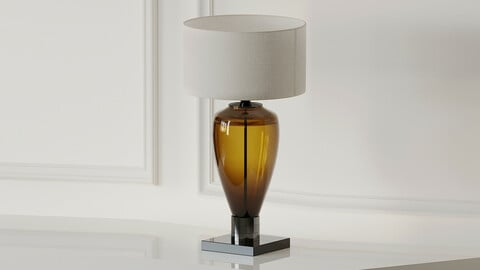 Ambra Table Lamp by Paralume Marina