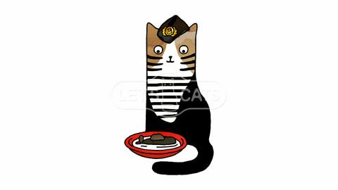 Submariner Cat