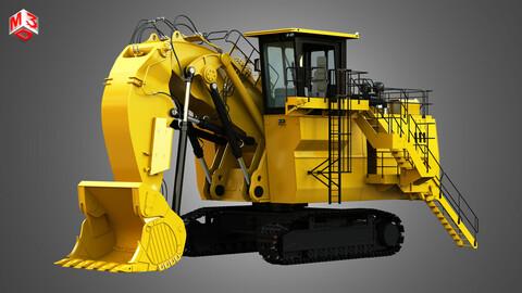 6030 FS - Hydraulic Mining Shovel