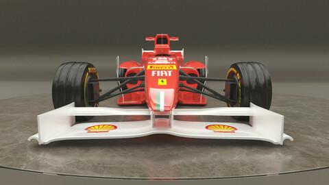F1 Ferrari Studio