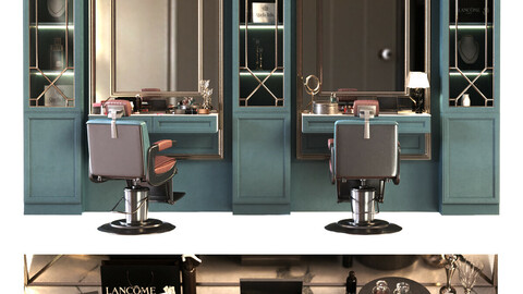 beauty salon set 010