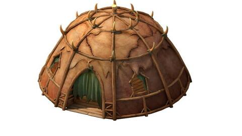 Desert Gobi - Octagonal Tent