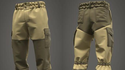 "Military pants (combat uniform ""Gorka"")"