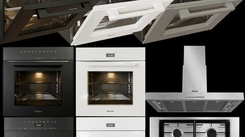 miele  cooking appliances  collection