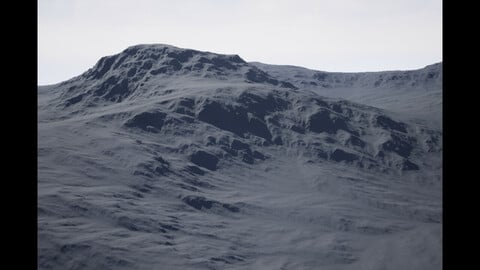 Mountains game terrain