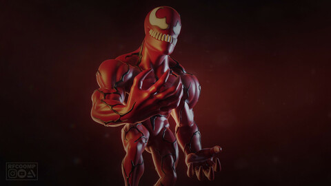 Chibi Carnage - 3D printable model