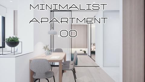 Apartment Minimalist  UE4