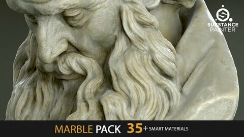 Marble Pack 35+ Smart Materials