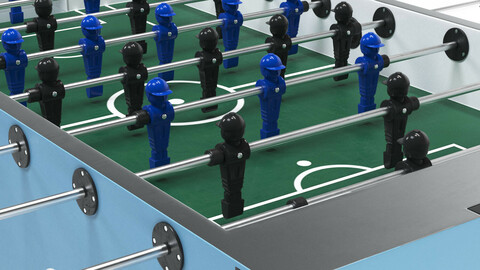 Leonhart table football
