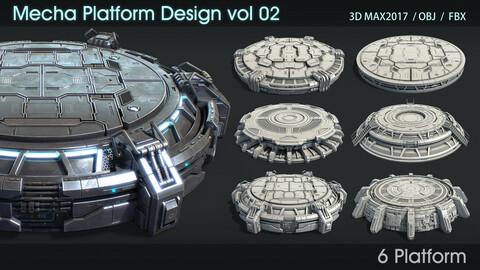 Mecha Platform Design vol 02