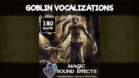 Goblin Vocalizations