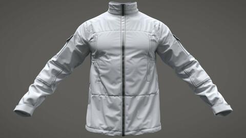 Military Jacket SoftShell PCU Level 5