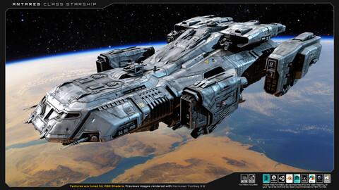 Antares Class - Starship