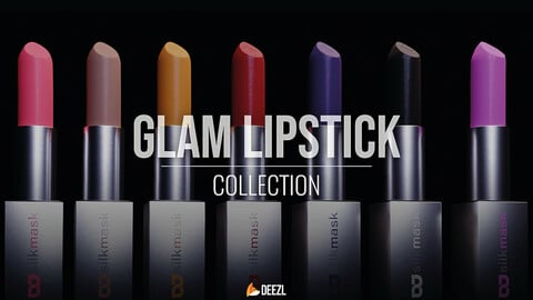 Glam Lipstick - Collection