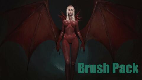 My Photoshop Brush Pack