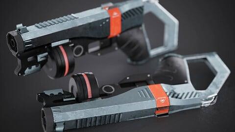Modern Revolver PBR