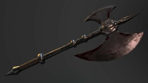 Warrior Axe