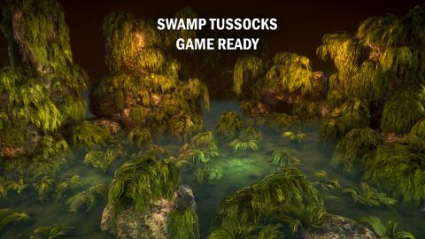 Swamp tussoks