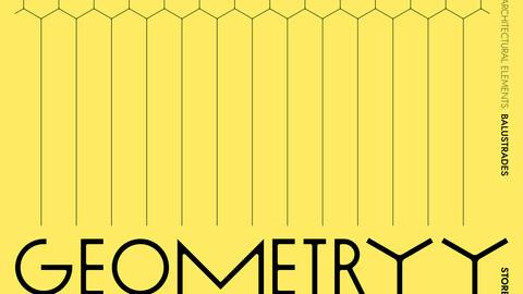 Geometryy Procedural Balustrades (RailClone templated 3D models)