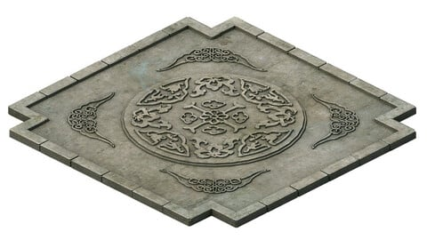 Ancient Chinese - Flooring