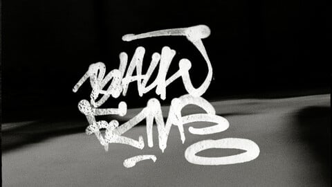 BRIKS Graffiti Tags Sample Pack