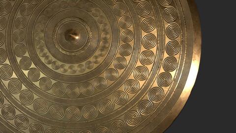 Authentic Viking Belt Plate