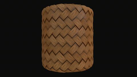Bamboo Material  .sbs+ .sbsar