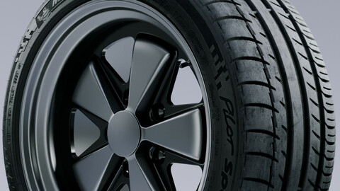 Michelin Pilot Sport PS2 N3 (Real World Details)