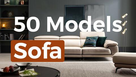 50 sofa models