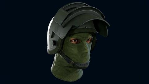 Heavy Helmet