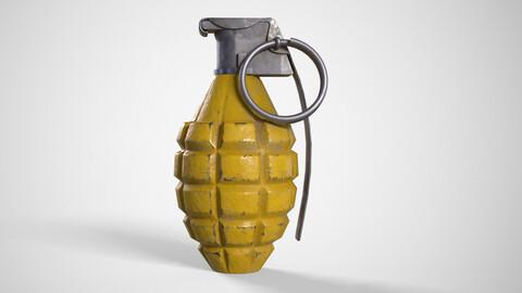 Mk 2 Grenade ww2