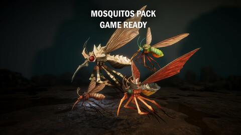 Mosquitos pack