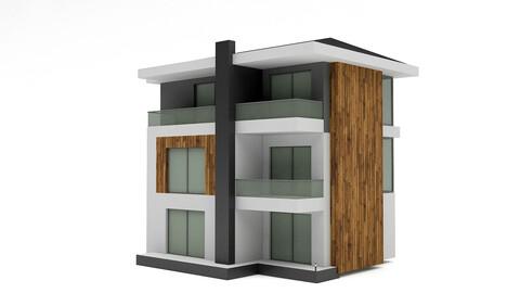 modern building 01