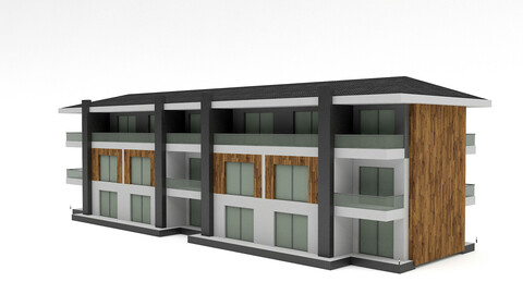 modern building 05