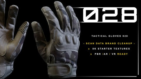 Tactical Gloves 028