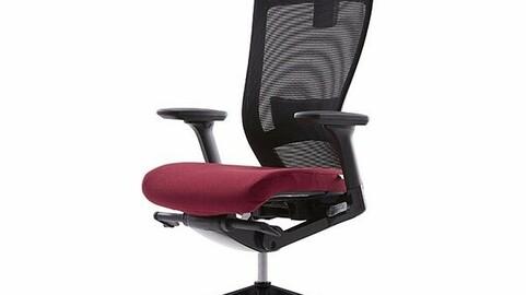 T500HLDA mesh chair 2type