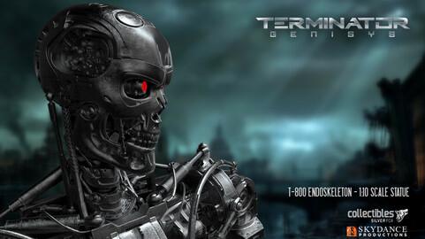 Terminator Genisys - T800