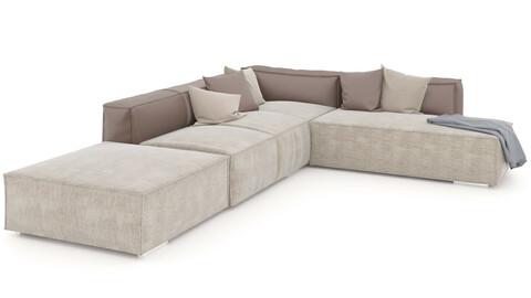 Corner Sofa- Sectional sofa